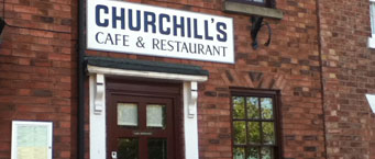 Churchills Cafe and Restaurant photo