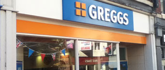 Greggs Bakers photo
