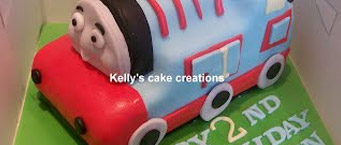 Kellys Cake Creations photo